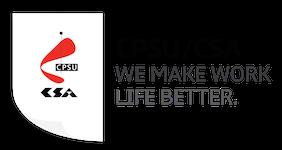 CPSU / CSA logo