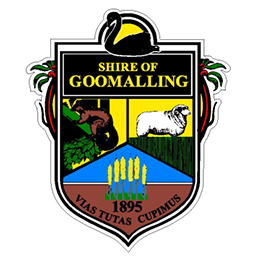 Shire of Goomalling logo